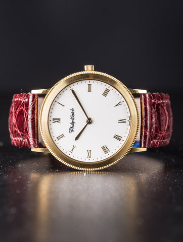 PHILIP WATCH 18K GOLD