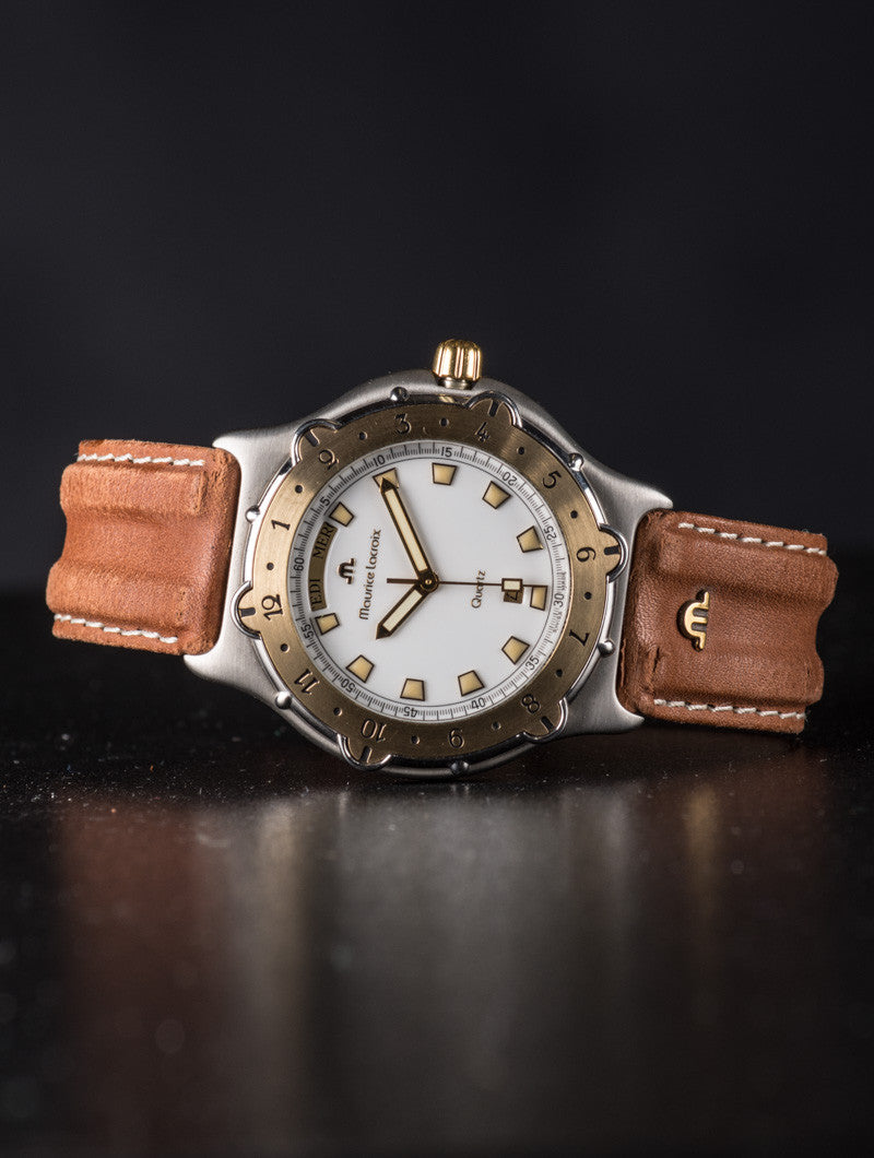 EXCLUSIVE VINTAGE WATCH | MAURICE LACROIX | NOHOW STYLE
