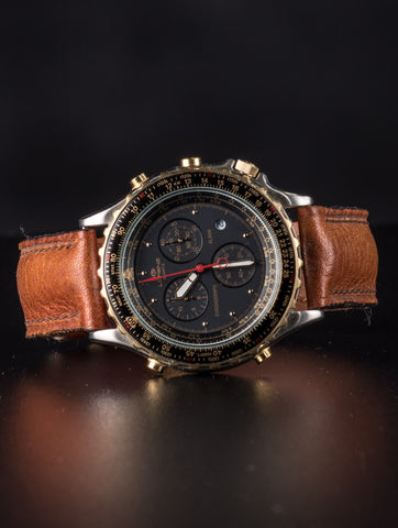 EXCLUSIVE VINTAGE WATCH | LORENZ CHRONO ALARM | LORENZ