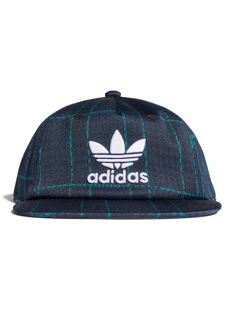 TARTAN G DAD CAPS IN BLUE