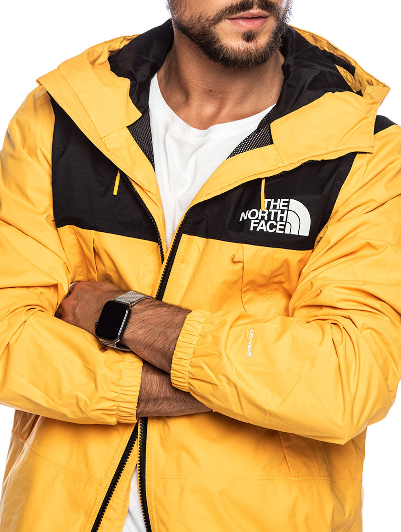 1990 MOUNTAIN Q JACKET IN YELLOW