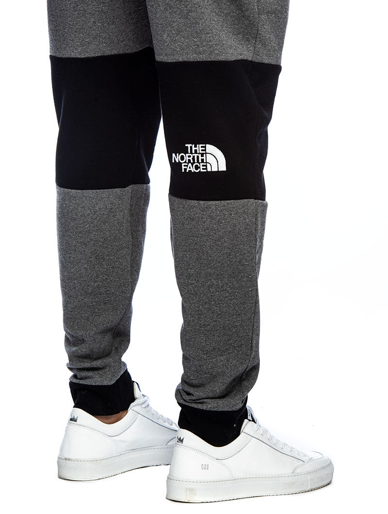 MEN'S HIMALAYAN PANTS IN GREY AND BLACK