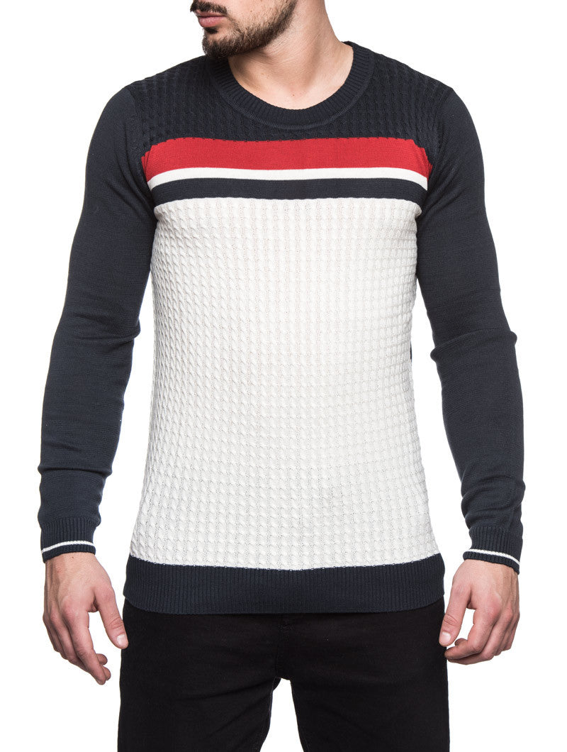 MEN'S SWEATERS | NORTON KNIT | ANERKJENDT