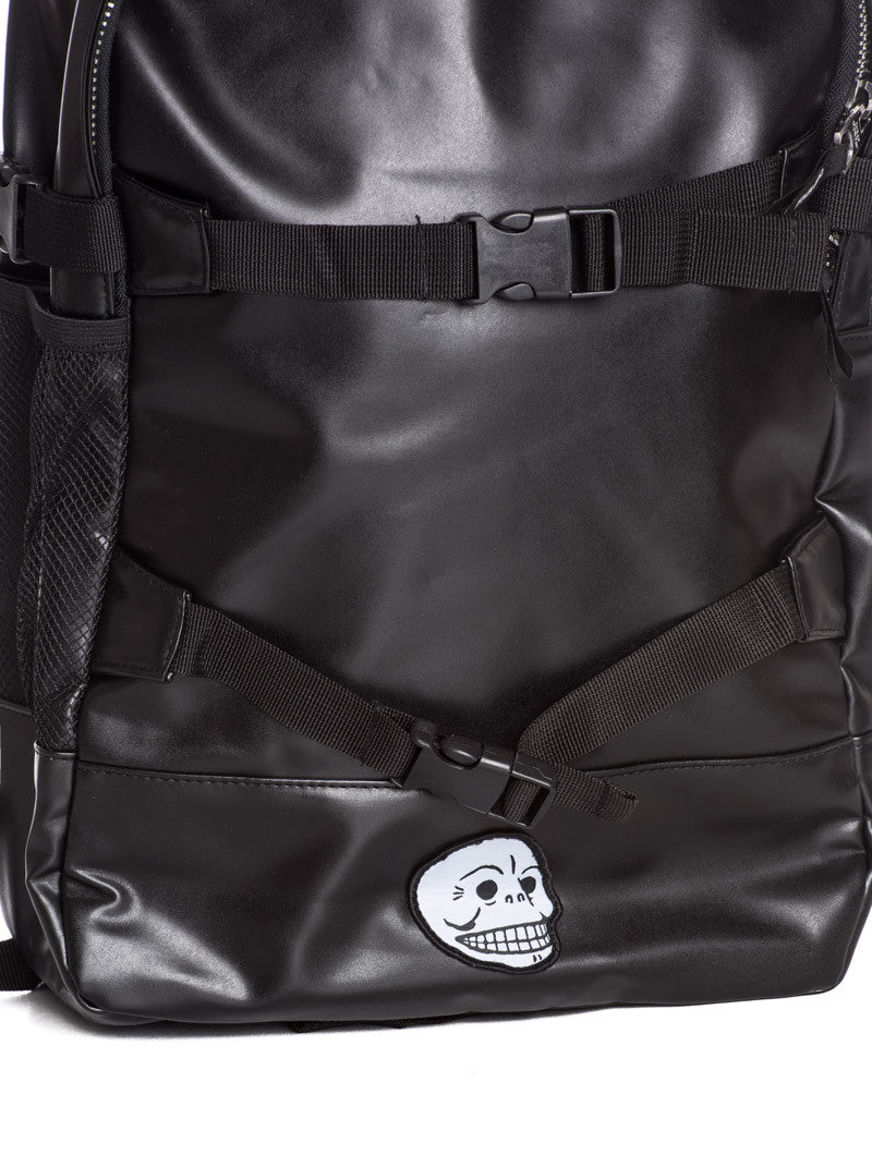 ACCESSORIES | BAGS | BLACK CLASP PACK | BACKPACK | CHEAP MONDAY