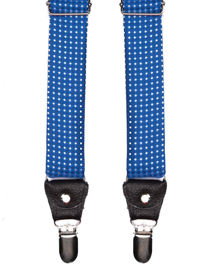 BLUE POIS V11 SUSPENDERS