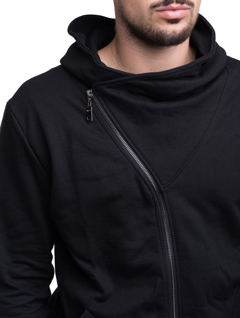 ZIP SWEATSHIRT