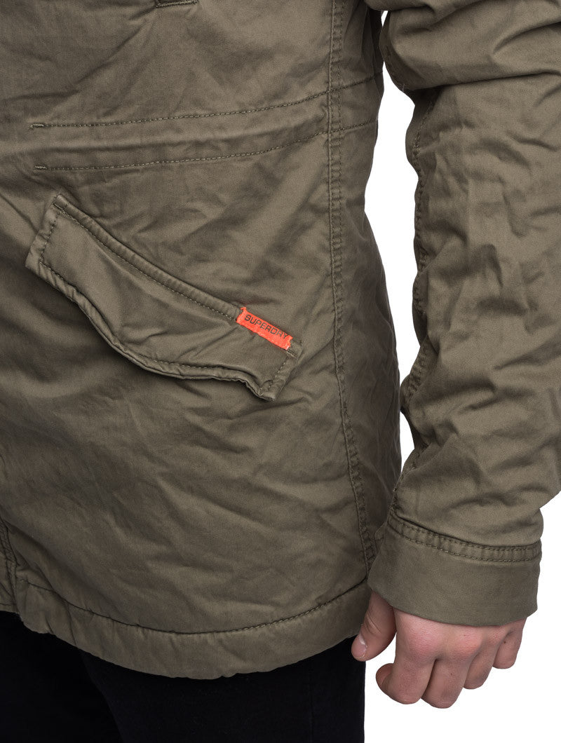 ROOKIE MILITARY PARKA