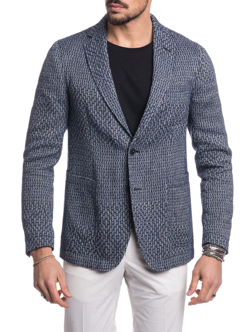 MEN'S CLOTHING | ANGIE F032 BLAZER | BLAZER JACKET | SINGLE BREASTED | THE GIGI | NOHOW