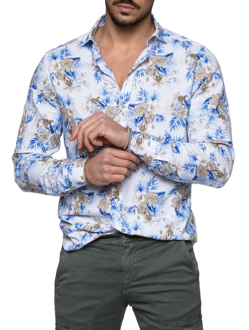 HAWAI FANTASY FLOWER SHIRT