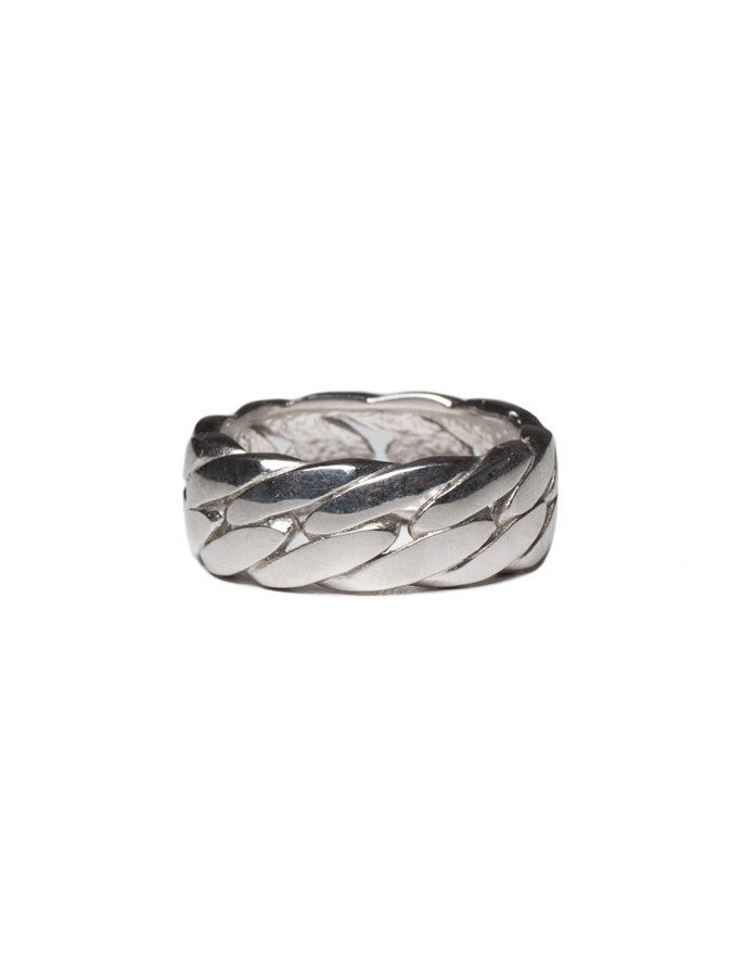 CHAIN 925 SILVER RING