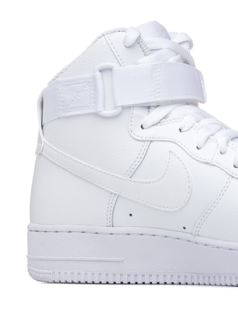 MEN'S SHOES | NIKE AIR FORCE 1 HIGH 07 | TRAINERS | SNEAKERS | TENNIS SHOES | WHITE | NIKE AIR TECHNOLOGY | NIKE | NOHOW