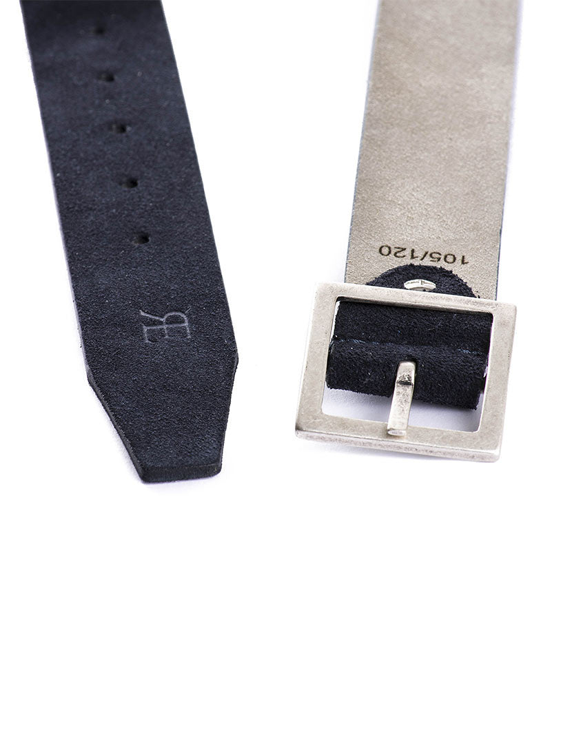 DOUBLE FACE BLUE BEIGE BELT | MEN'S ACCESSORIES | NOHOW