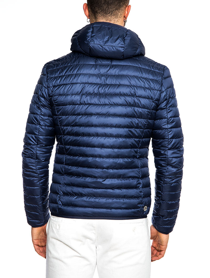 COLMAR JACKET IN BLUE