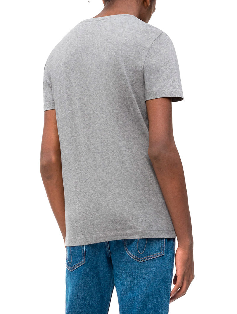 CK POCKET T-SHIRT IN GREY