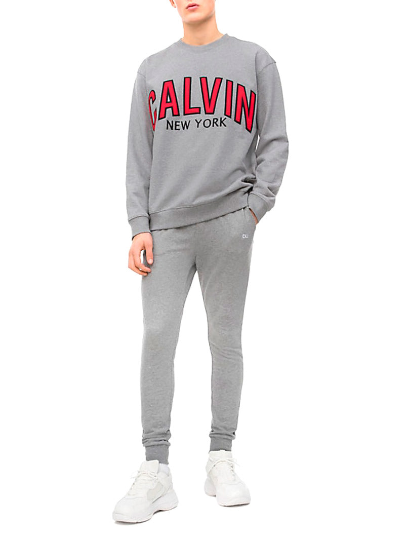 CK SWEATSHIRT IN GREY
