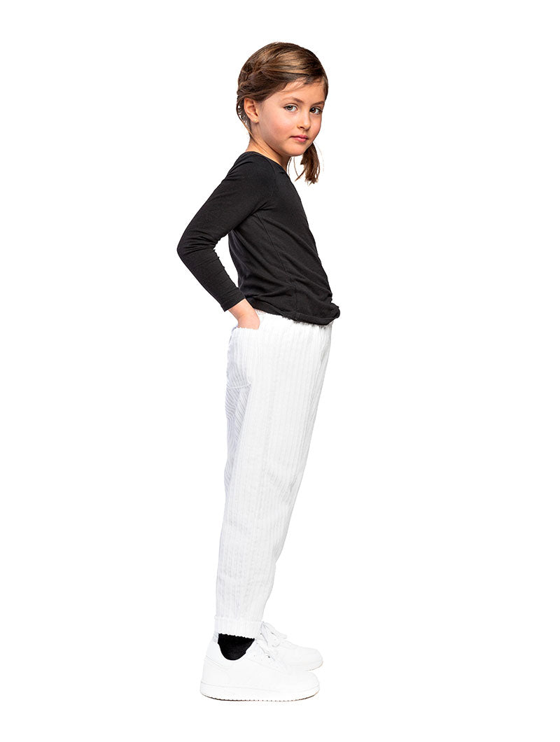 HARRIS KID'S PANTS IN CREAM