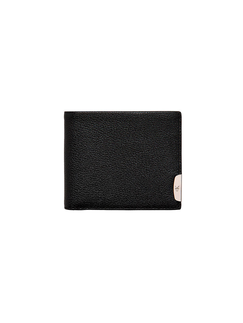 CALVIN KLEIN T WALLET IN BLACK