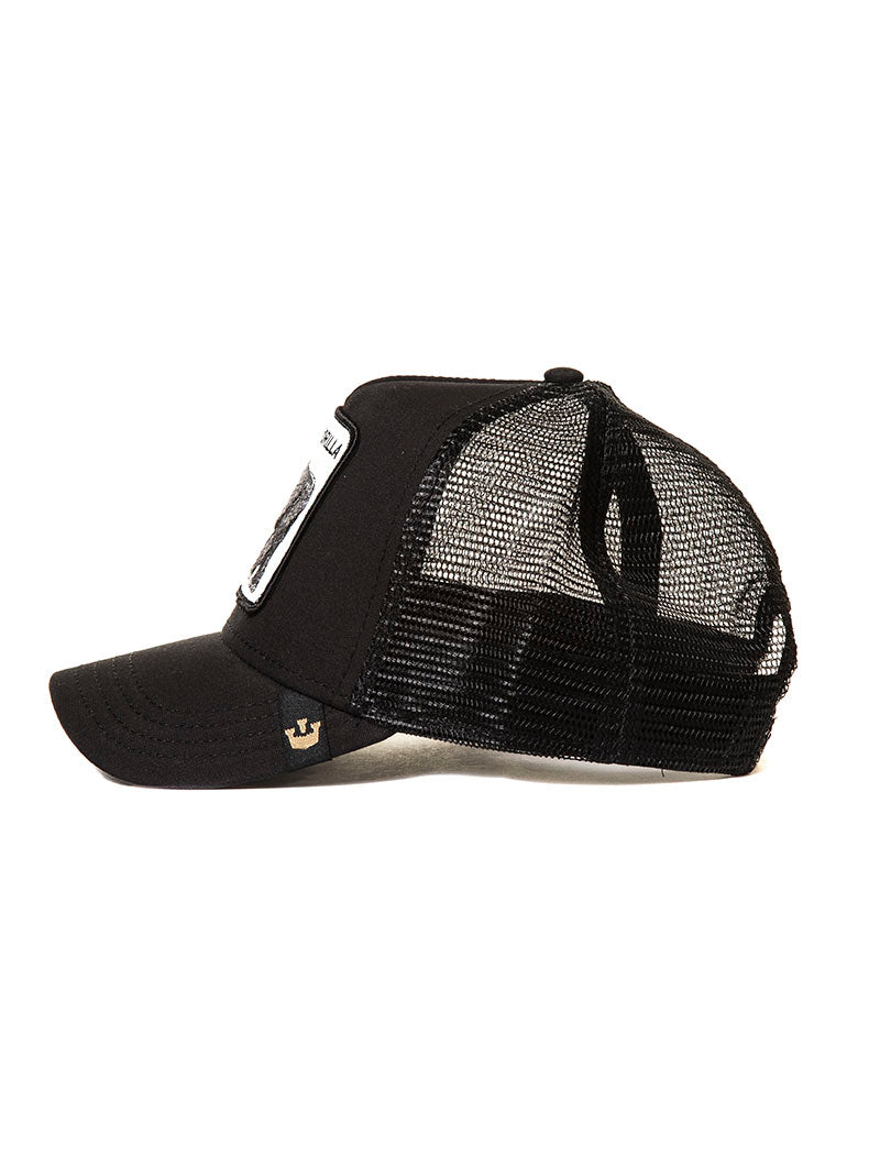 FREEDOM CAP IN BLACK