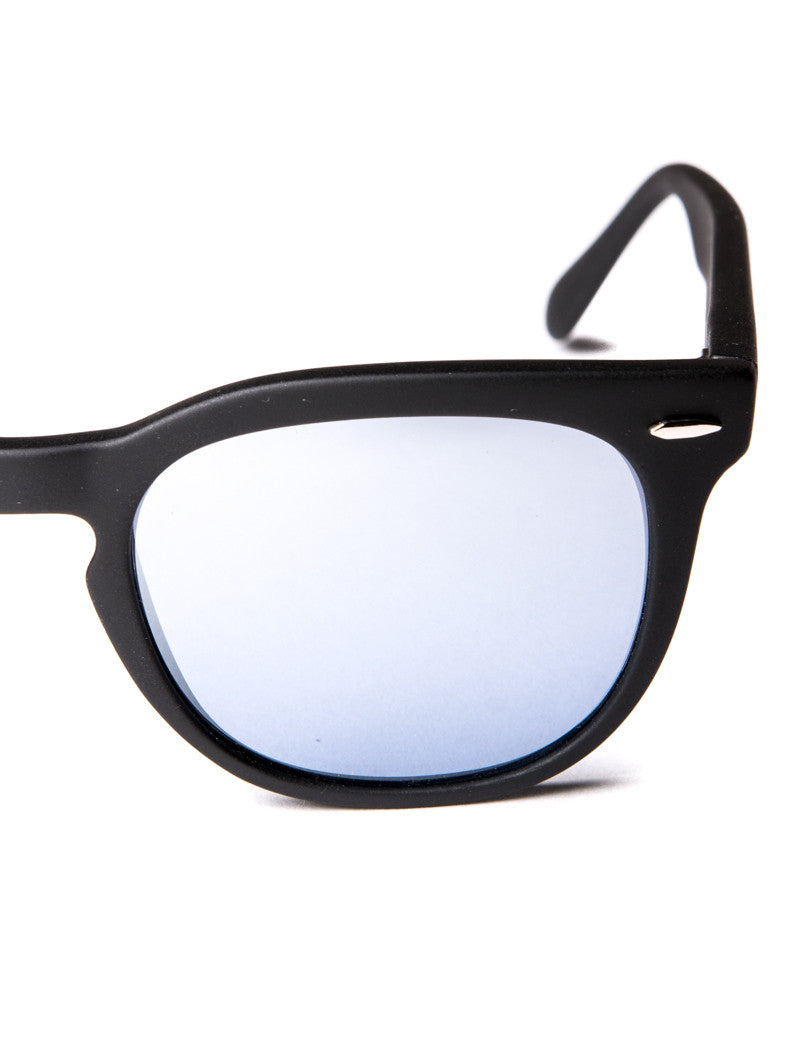 SUNGLASSES | MEMENTO BLACK / NEUTRAL MIRROR | NOHOW STYLE