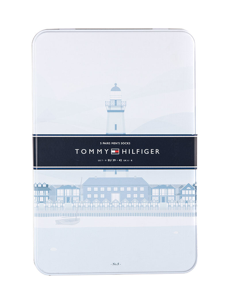 TH MEN DUO STRIPES GIFTBOX IN TOMMY ORIGINAL