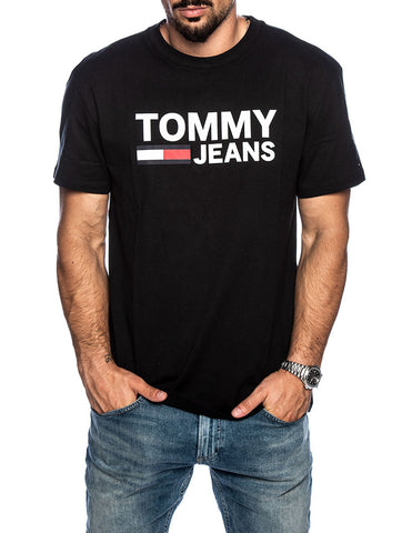 Tommy Jeans TJM Striped Oxford Shirt Camisa para Hombre