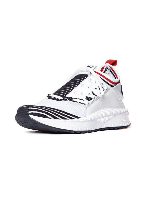b0b5e4eb103045 SALE. TSUGI JUN SPORT STRIPES IN WHITE · Puma