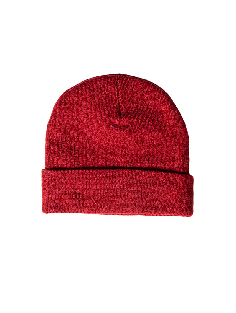 BREAKING CURFEW BEANIE IN BORDEAUX