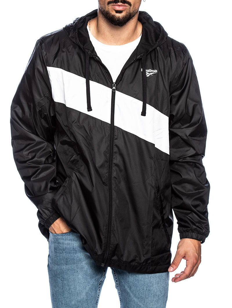 CL WP WINDBREAK JACKET IN BLACK