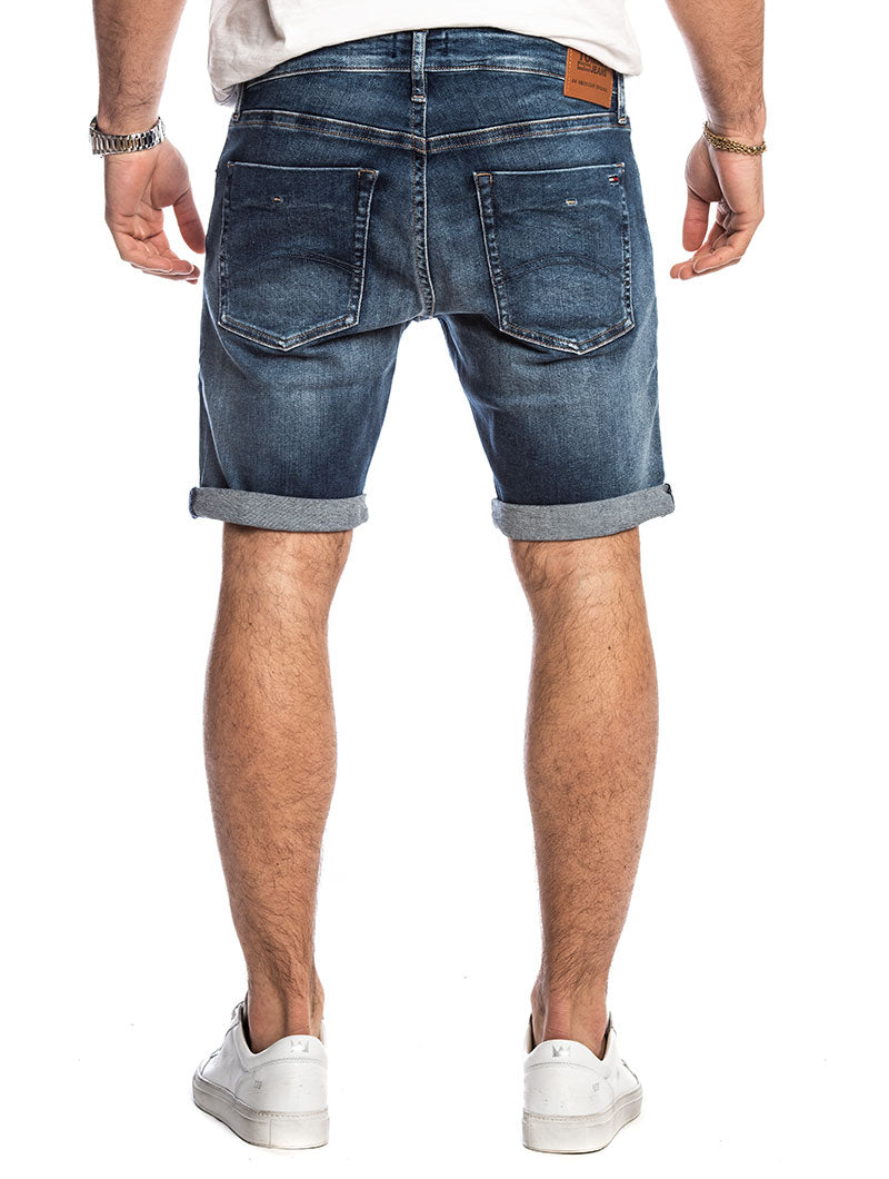 f4aed3be SCANTON SHORT IN FALCON MID BLUE STR – Nohow Style