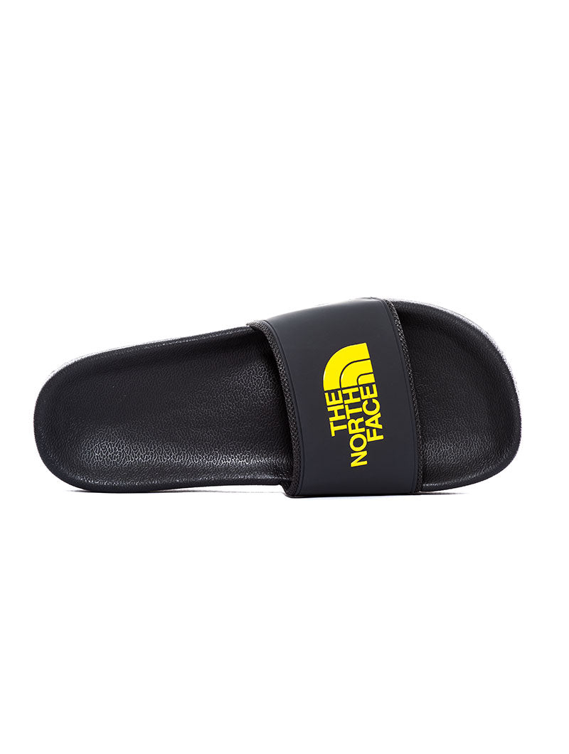 BASE CAMP SLIDE II DK IN GREY AND YELLOW