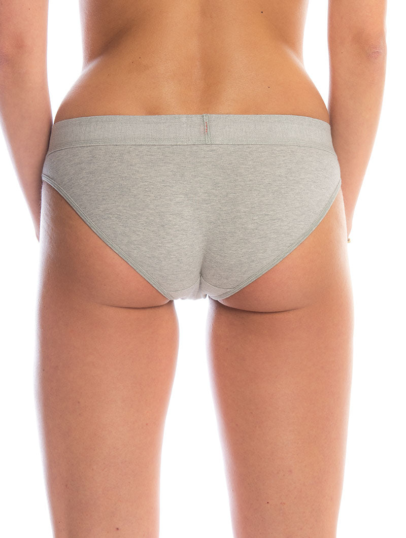 CK BIKINI IN GREY HEATHER