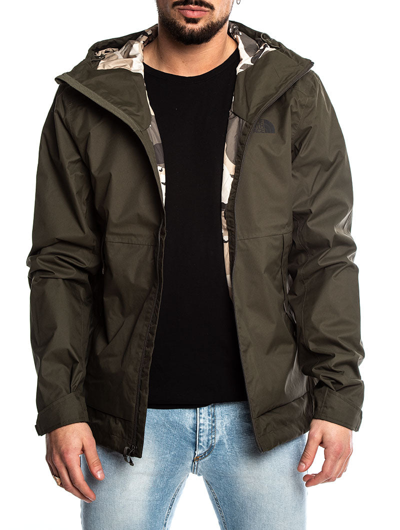 MILLERTON JACKET IN GREEN