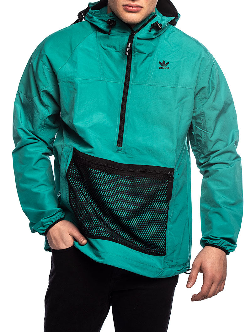 WB KARKAJ WATERPROOF JACKET IN GREEN