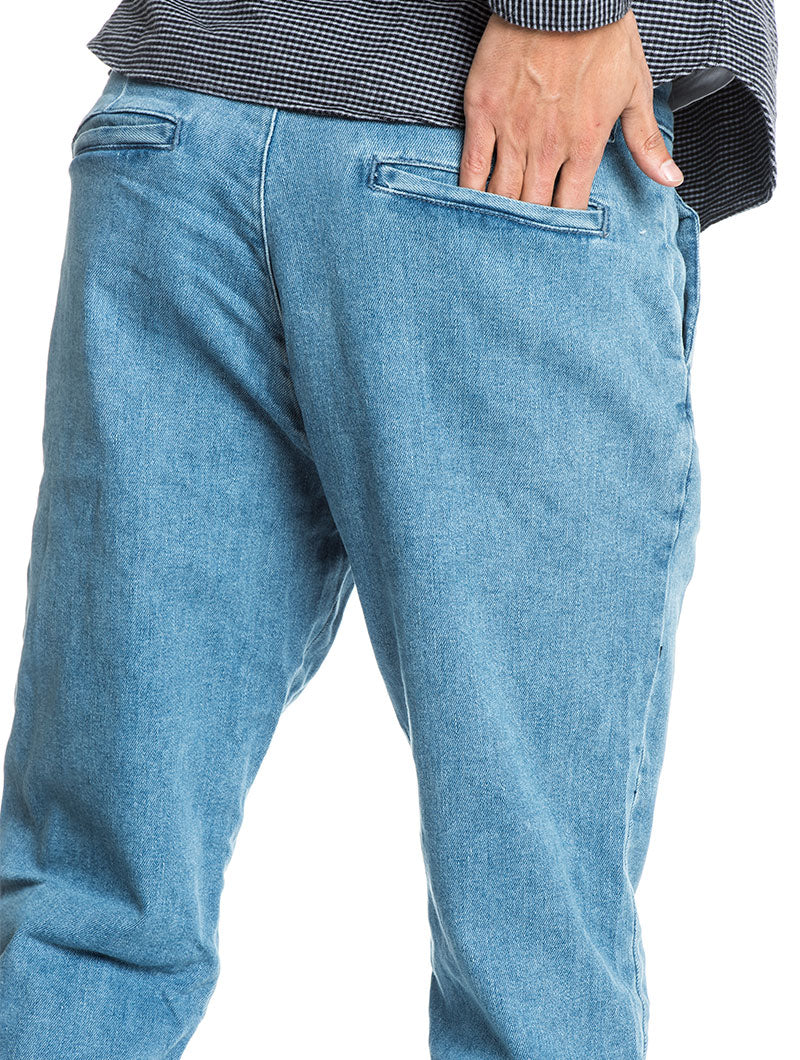 BLUE USED RVLT JEANS