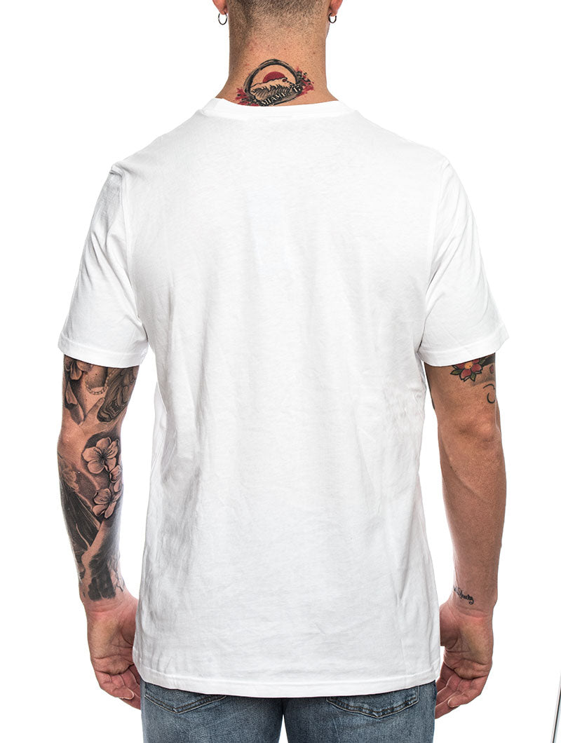 TREFOIL T-SHIRT IN WHITE