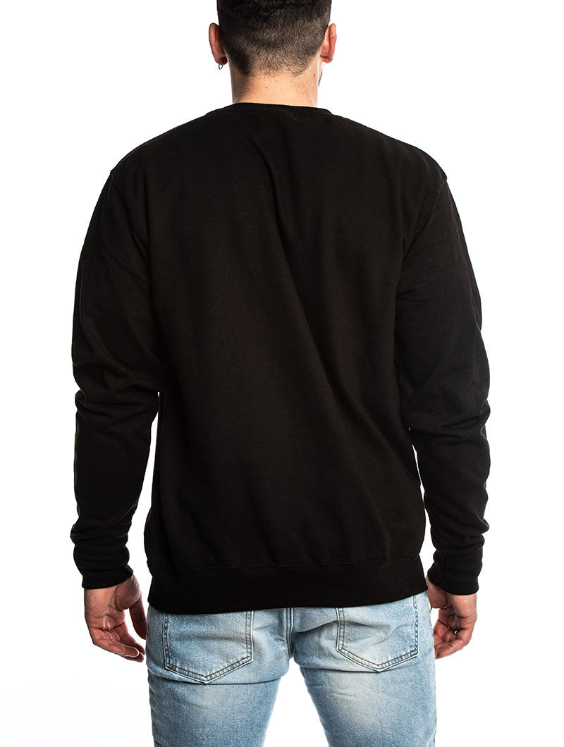 GAMERS SWEATSHIRTS IN BLACK