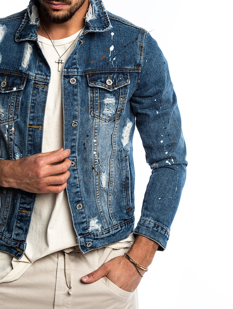 UYUNI DENIM JACKET