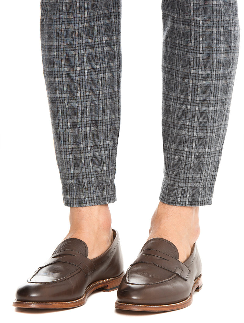 BALBOA GLEN PLAID TROUSERS