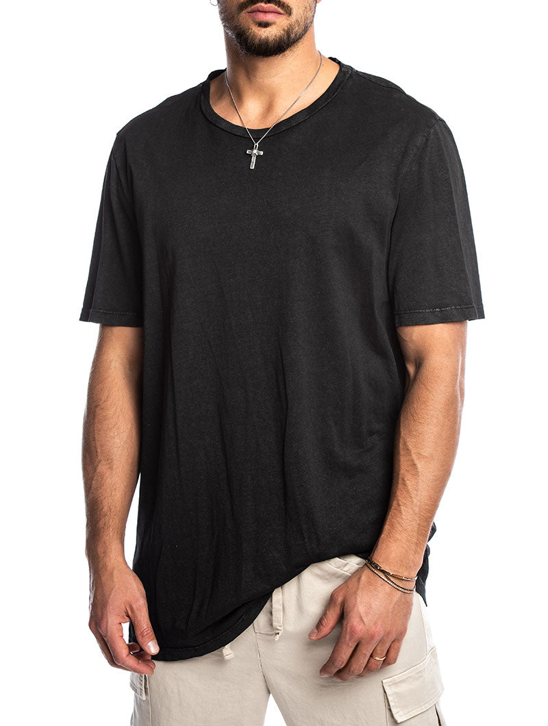 MOJAVE T-SHIRT IN BLACK