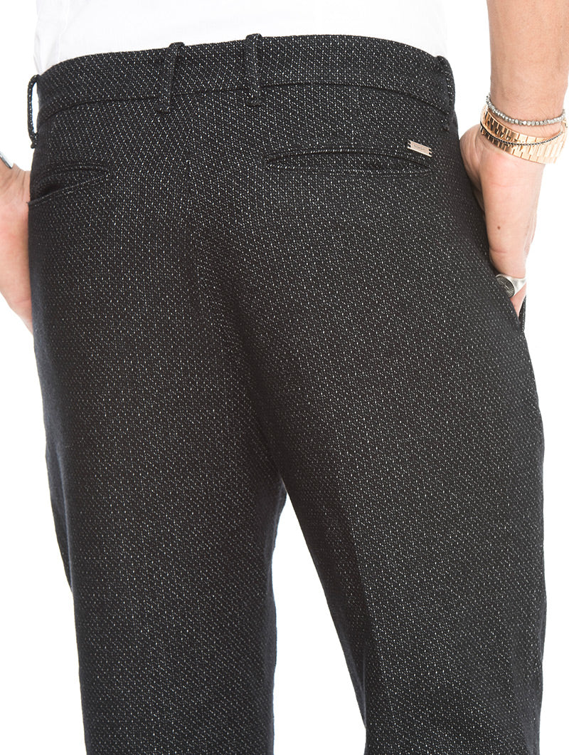 ALONDRA TROUSERS IN BLACK