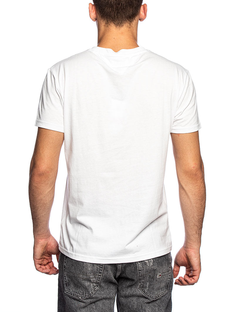 TJM NEW YORK PHOTO TEE IN WHITE