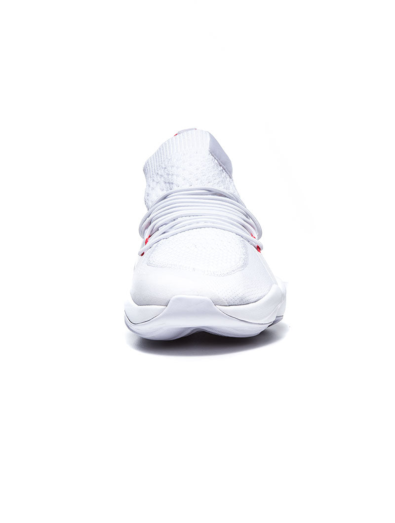 DMX FUSION NR SHOES IN WHITE