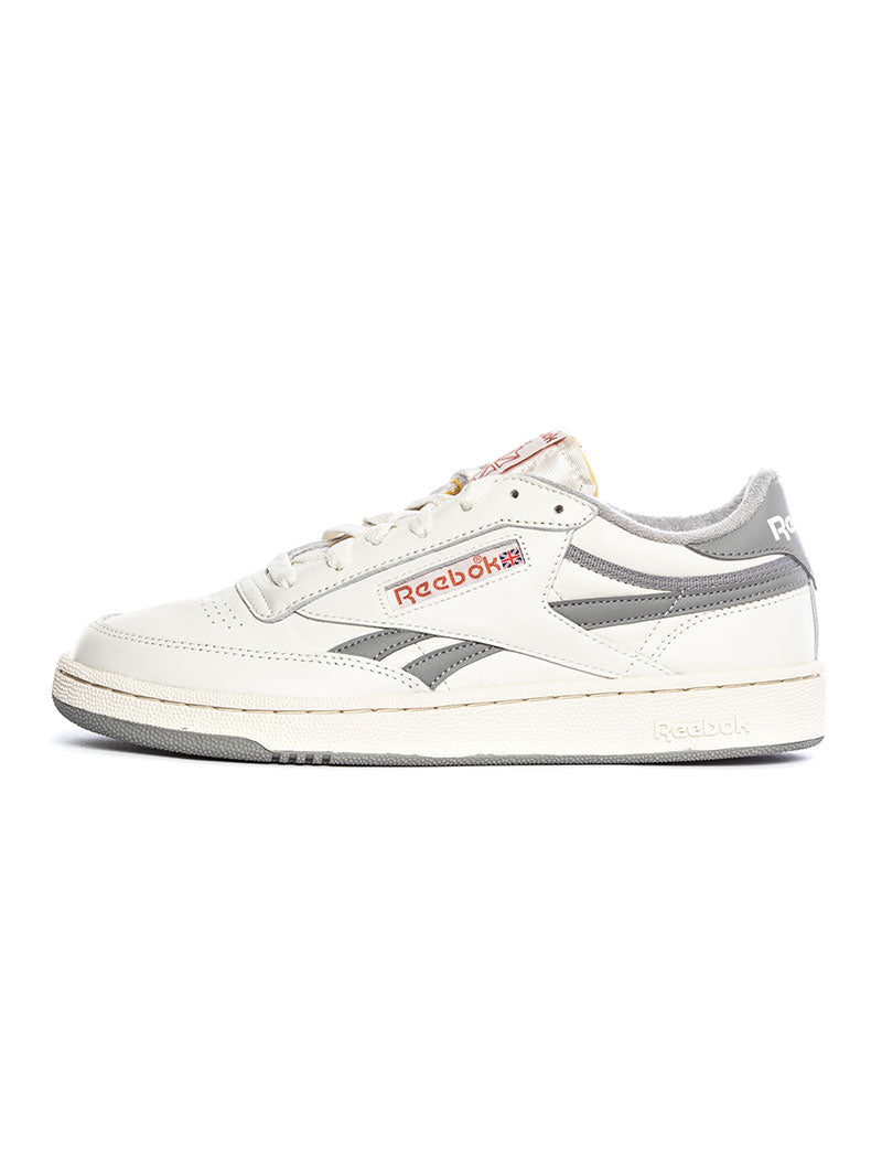 CLUB C REVENGE SNEAKERS IN WHITE
