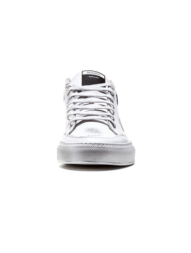 009 SNEAKER IN RAW WHITE