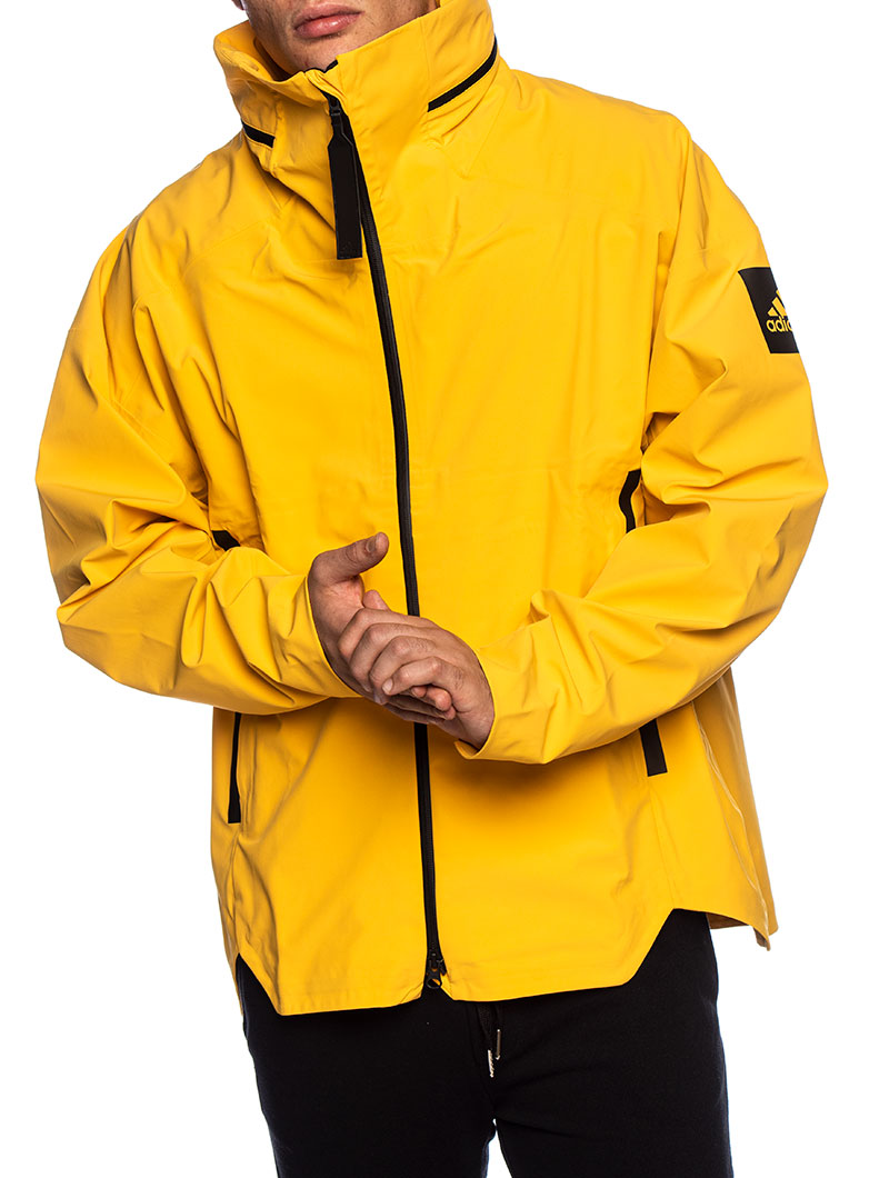 MYSHELTER JKT JACKETS IN YELLOW