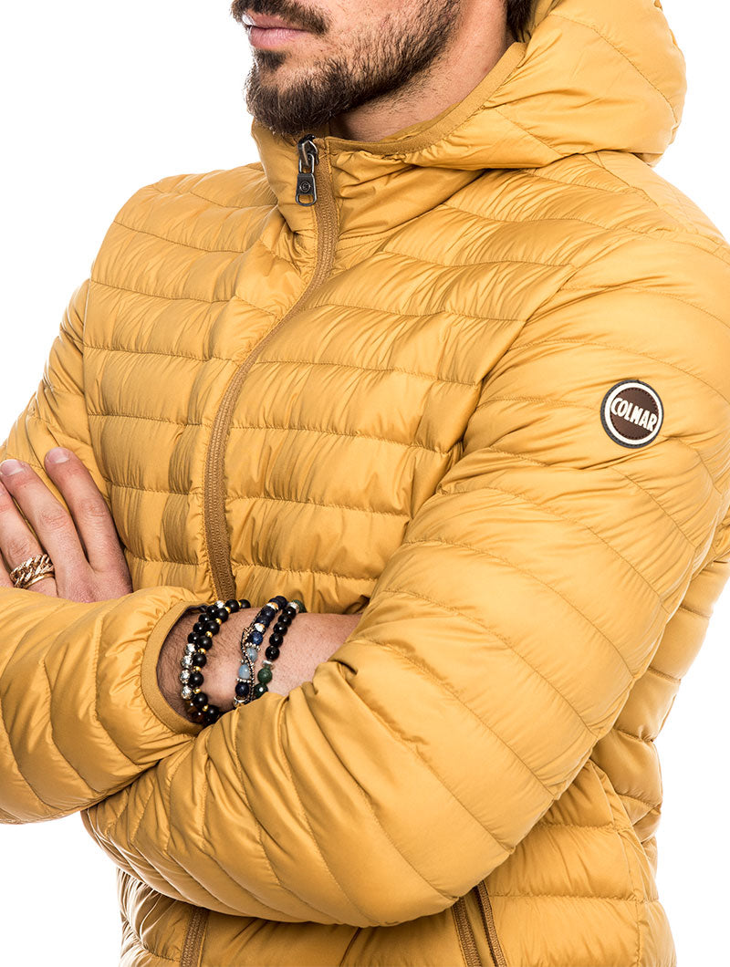 COLMAR JACKET IN YELLOW
