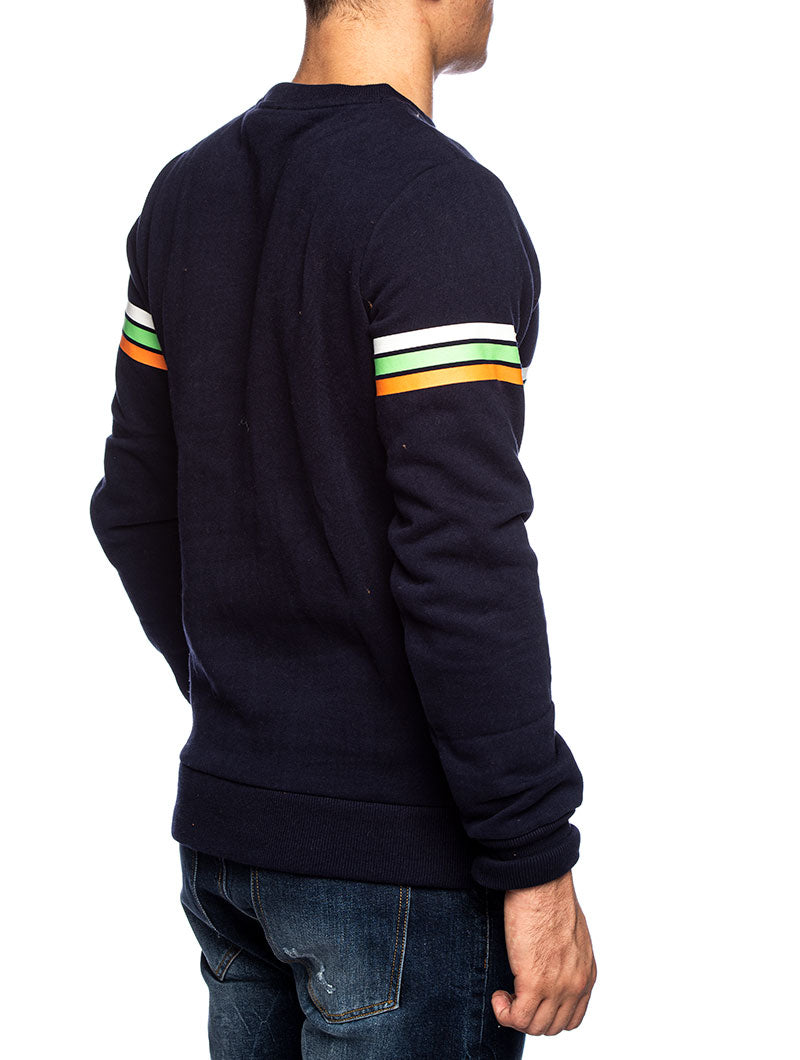 DOWNHILL RACER SWEATSHIRT IN BLUE