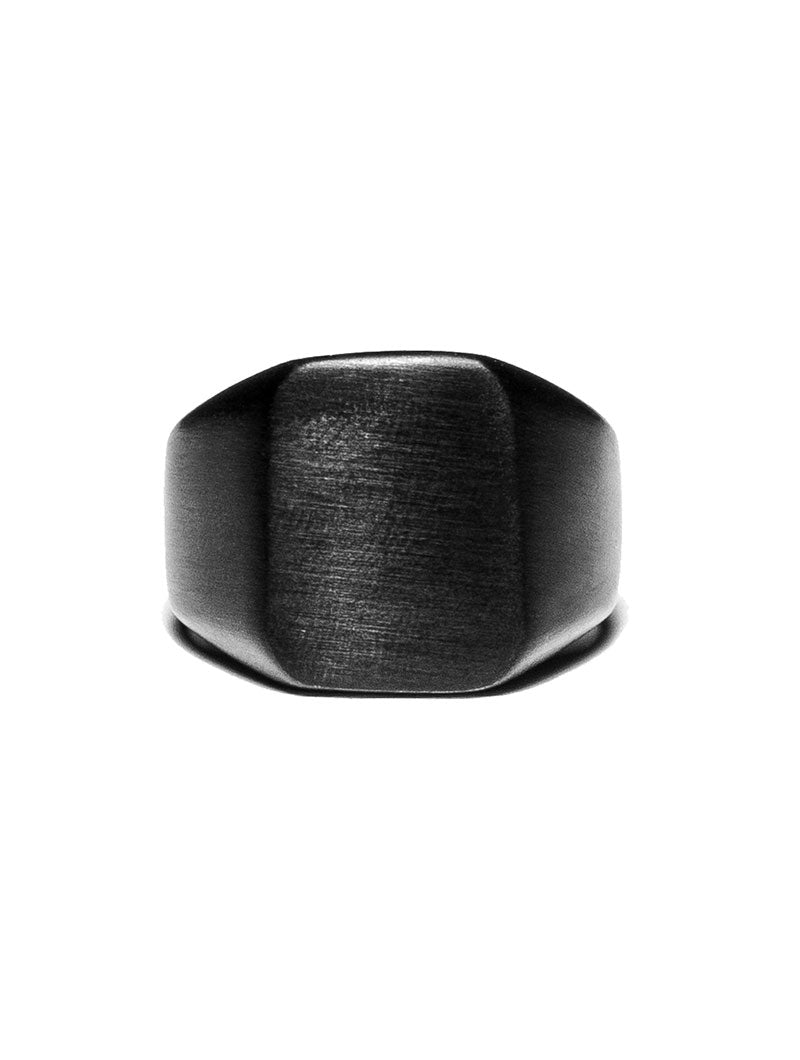ADE BLACK RING