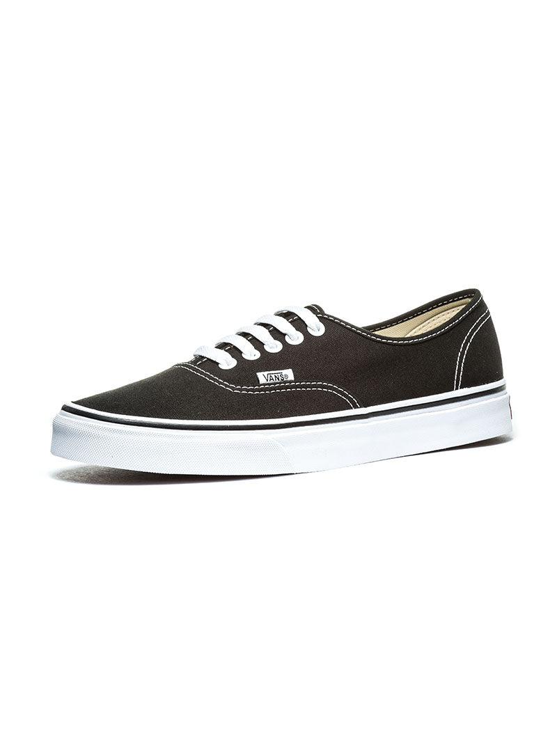AUTHENTIC SHOES IN BLACK