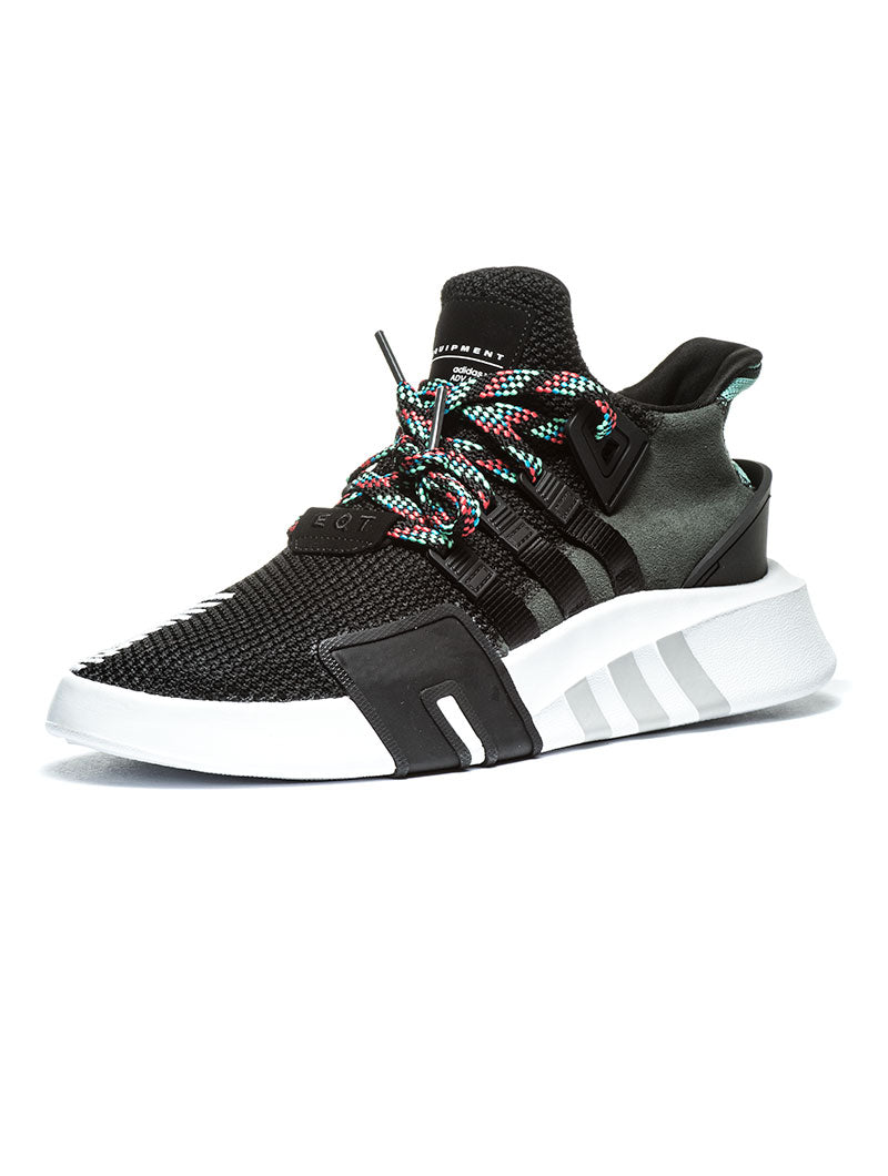EQT BASK ADV SHOES IN BLACK